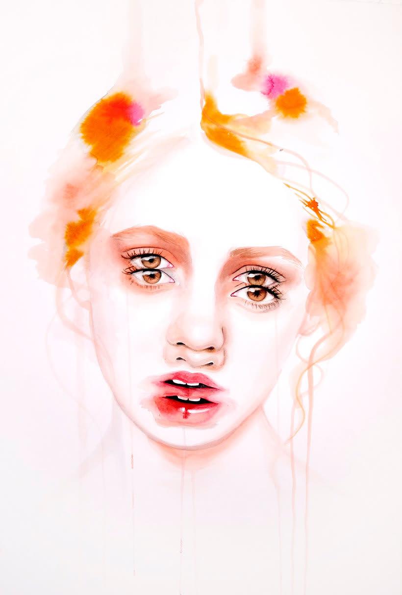 Mónica Loya muestra la belleza más fantasmagórica 20