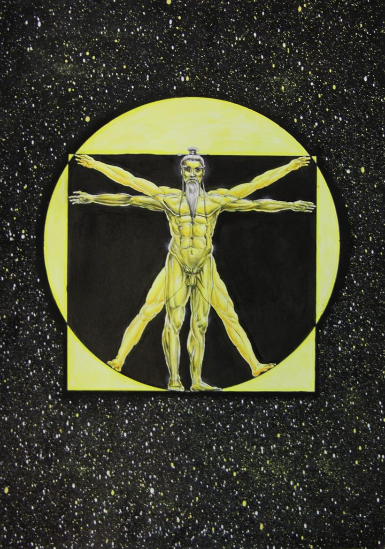 """Ilustración """"Psicología del color amarillo"""" 0"""