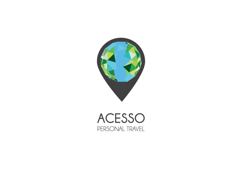 Branding/ Stationery ACESSO Personal Travel 0