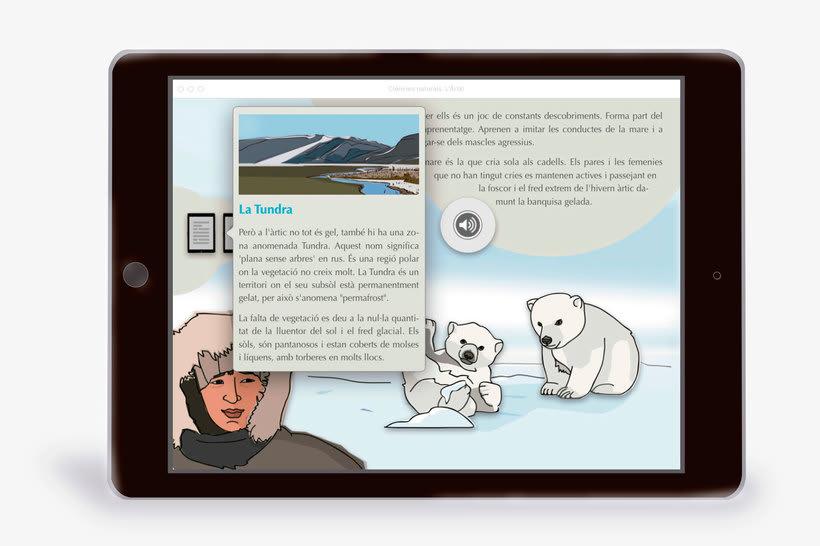 El Ártico eBook interactivo  2