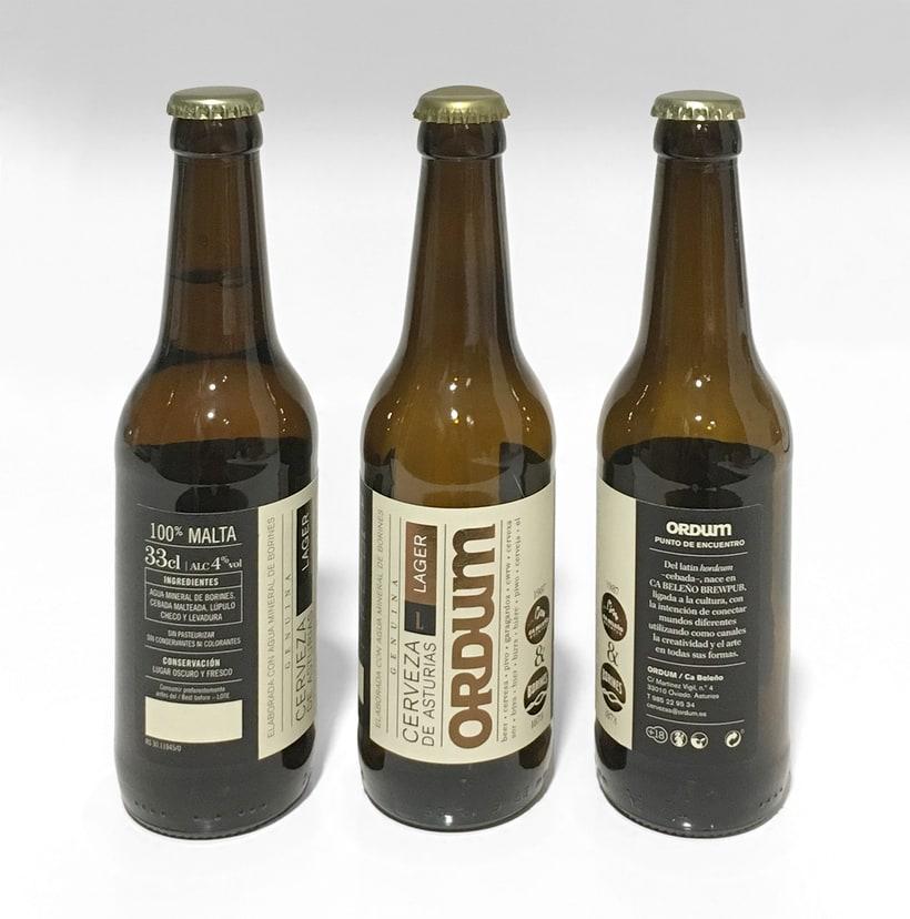Cerveza Ordum 3