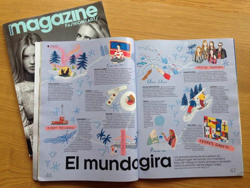 Magazine Fashion&Arts 0