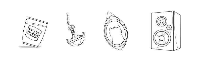 Diseño de personajes - Animación Corto (2015). 8