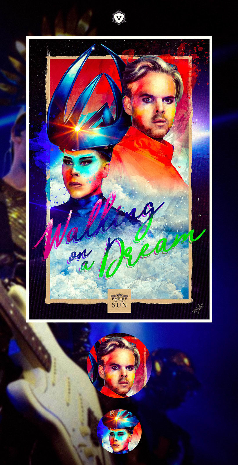 Empire Of The Sun / Walking on a Dream -1