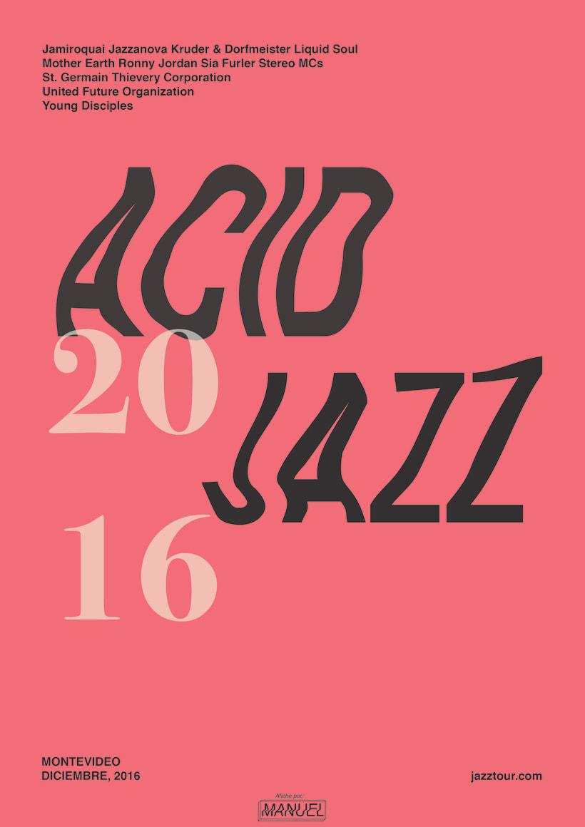 Afiche Jazz 2