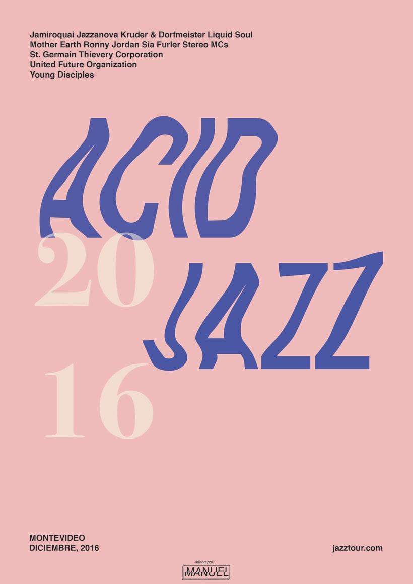 Afiche Jazz 3