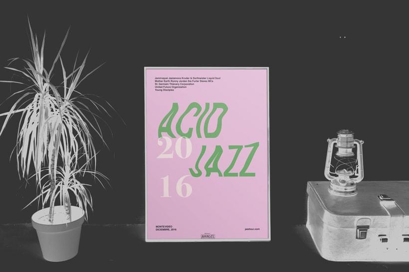 Afiche Jazz 5
