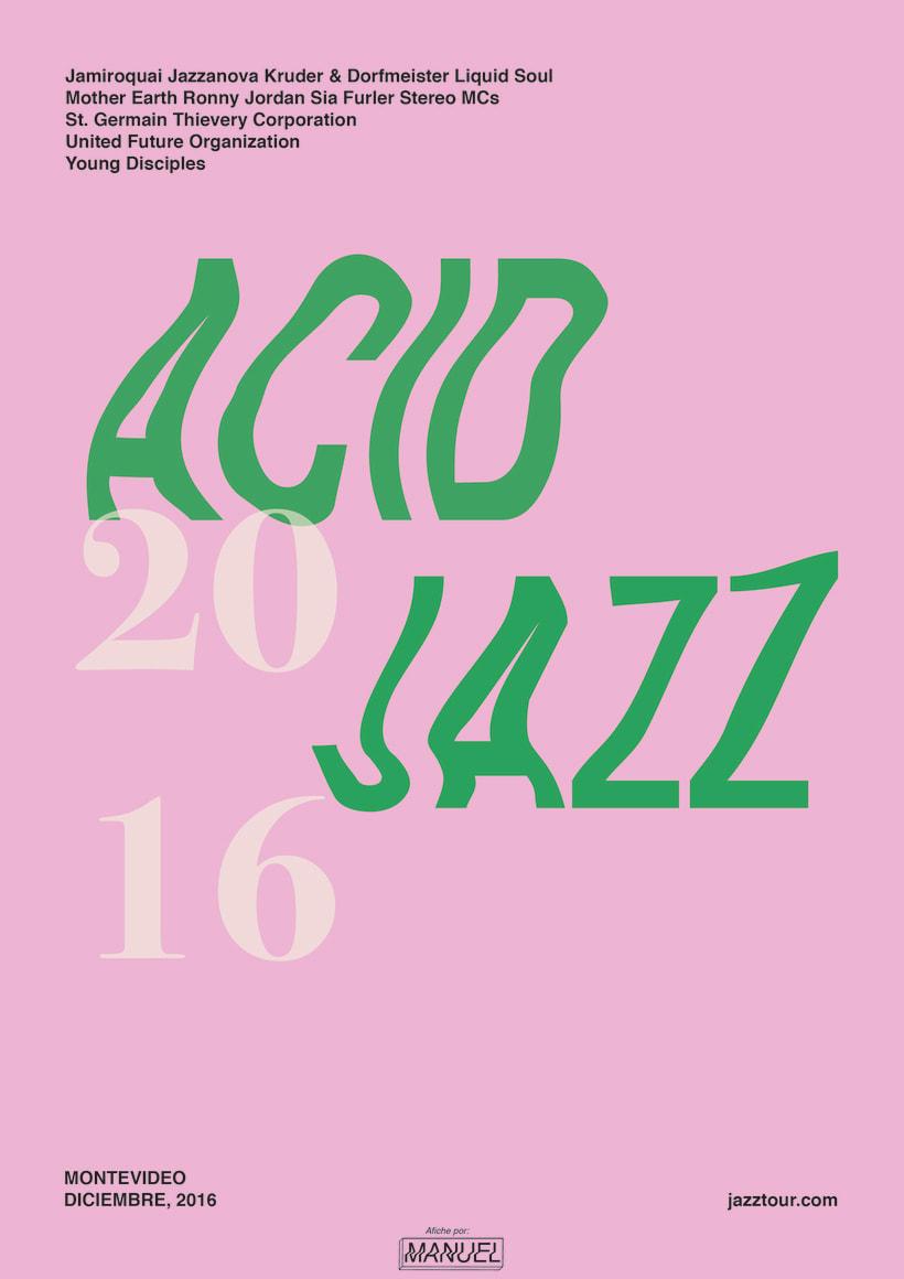 Afiche Jazz 0