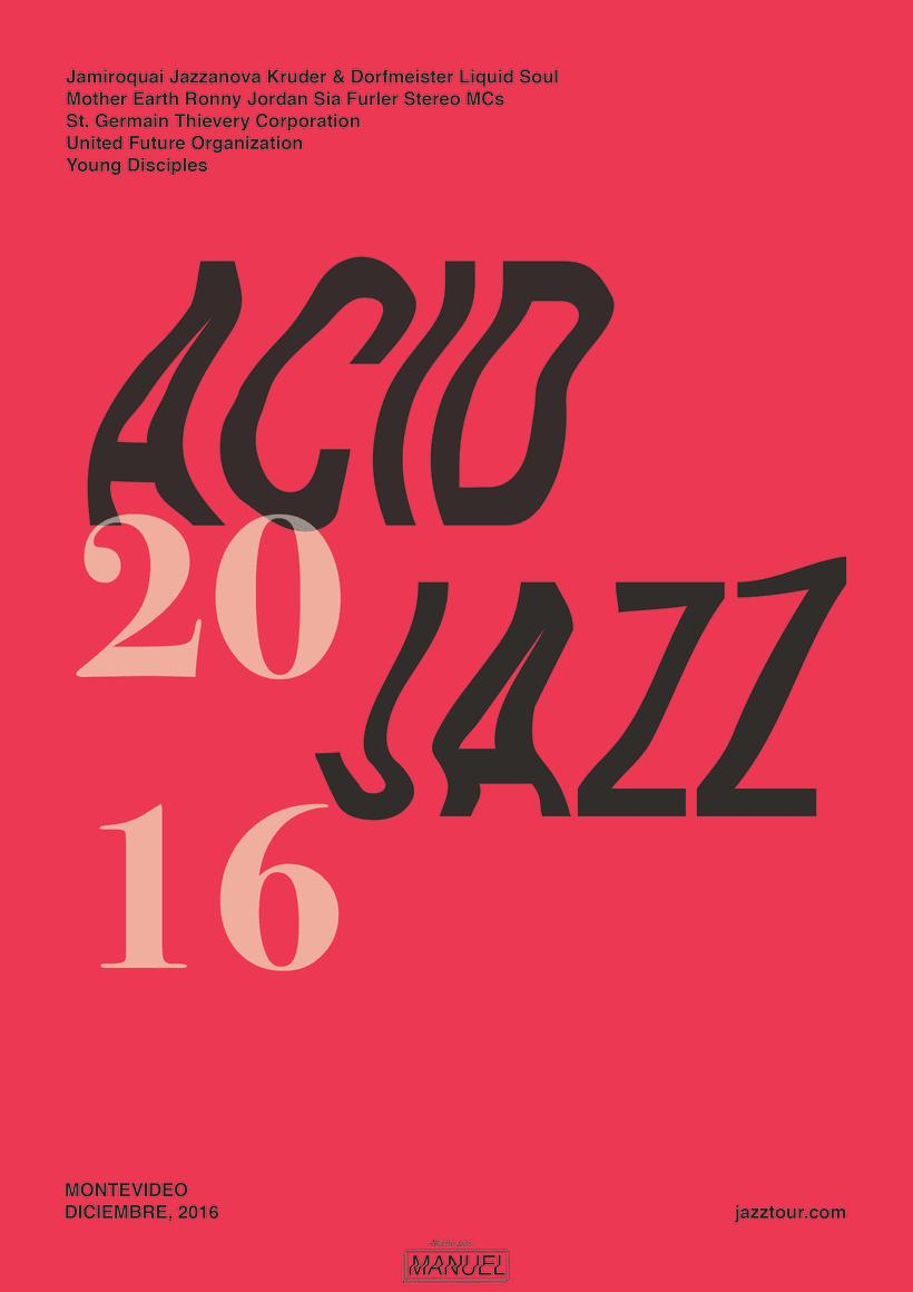 Afiche Jazz 1