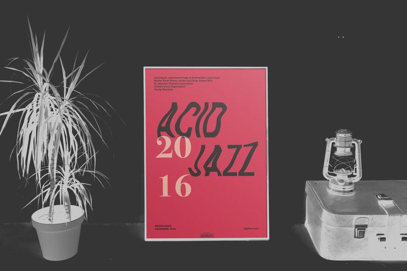 Afiche Jazz 8