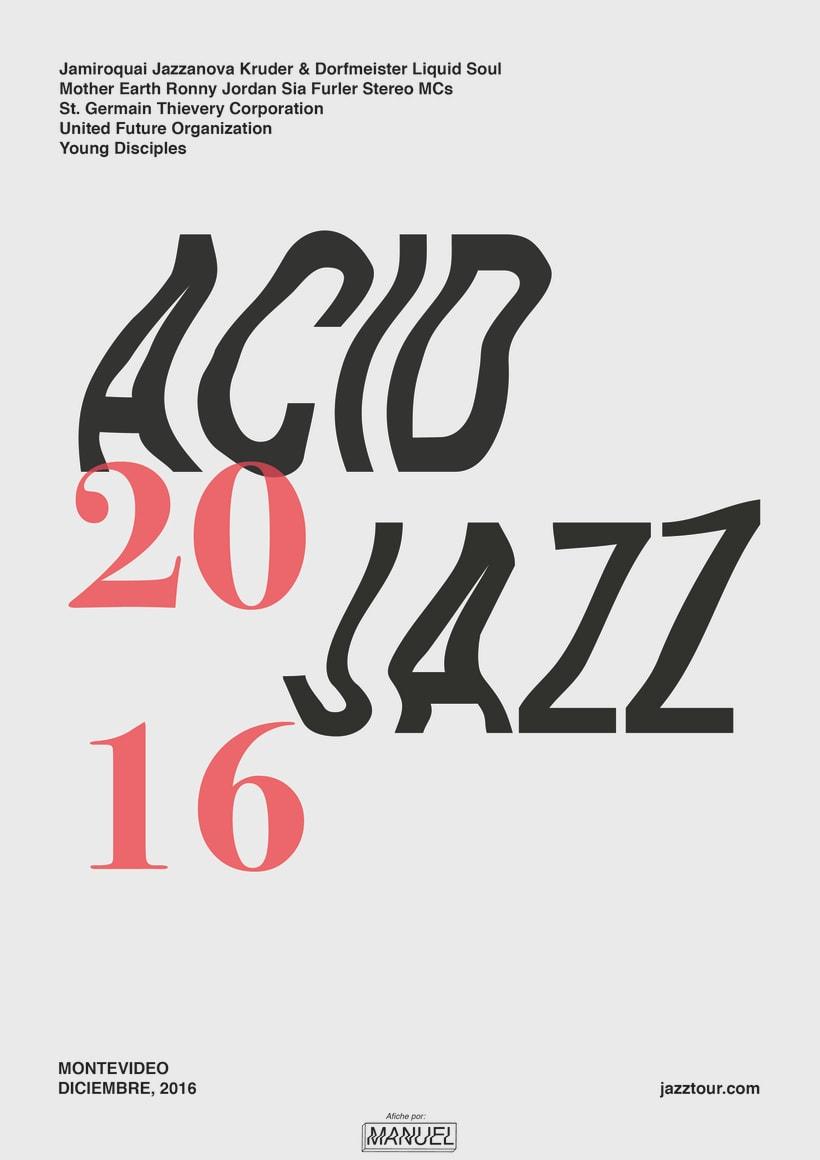 Afiche Jazz 4