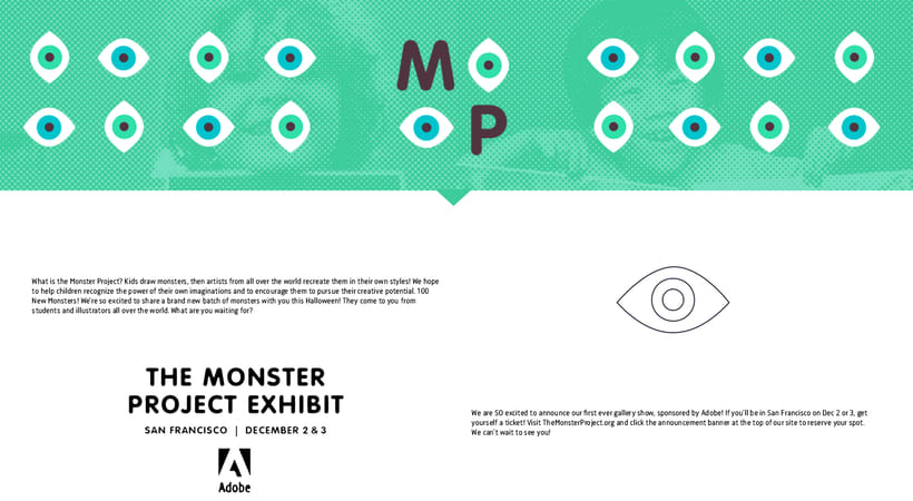 THE MONSTER PROJECT - 2016 0