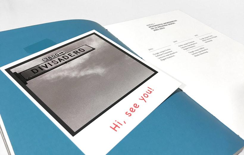 Libro promocional Divisadero 11