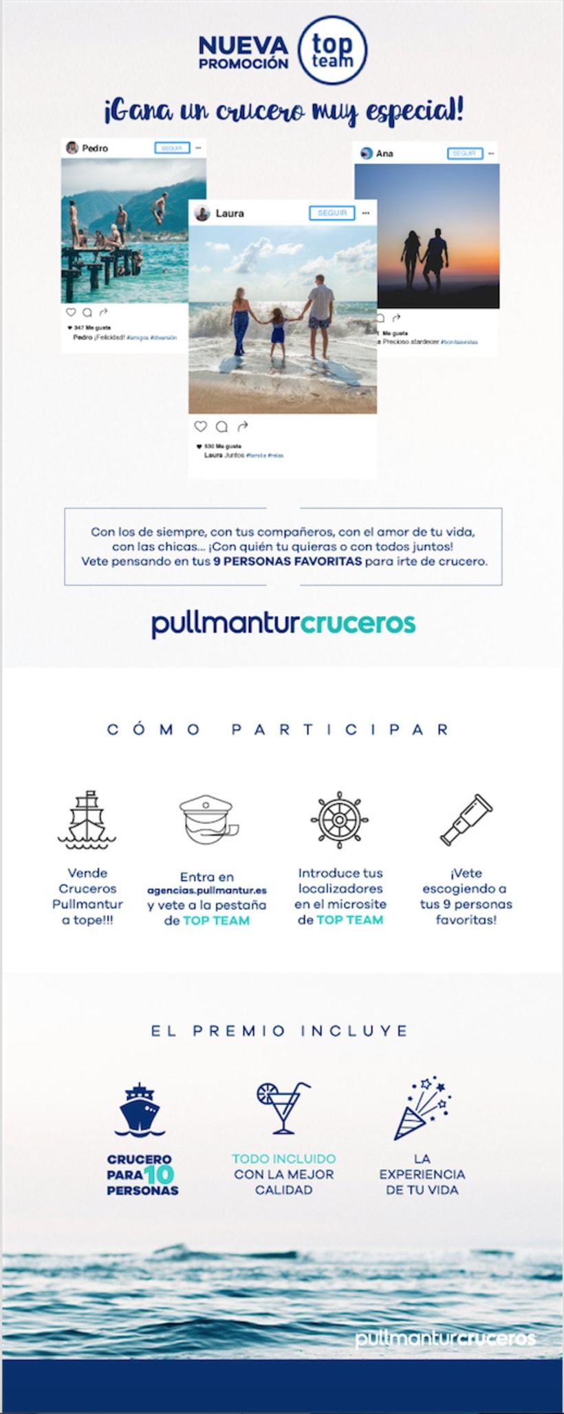 Flyer&Mailing Pullmantur -1