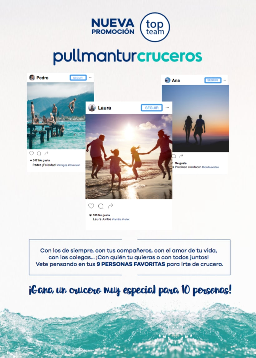 Flyer&Mailing Pullmantur 1