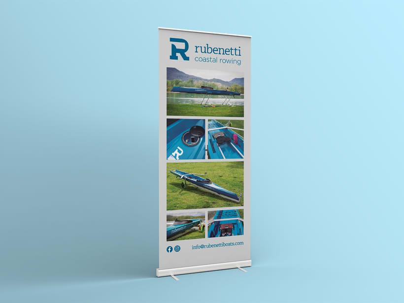 Rubenetti Coastal Rowing 7