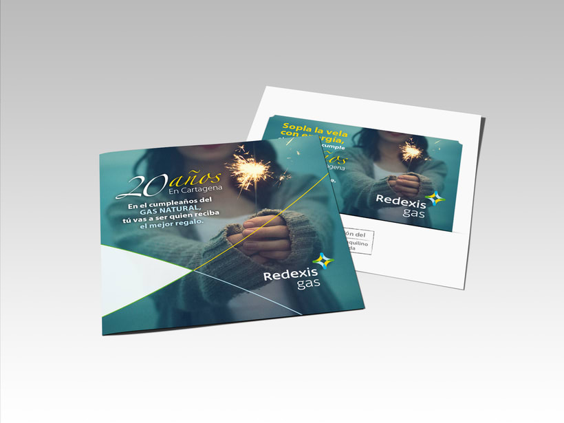 Campaña Redexis Buzoneo -1