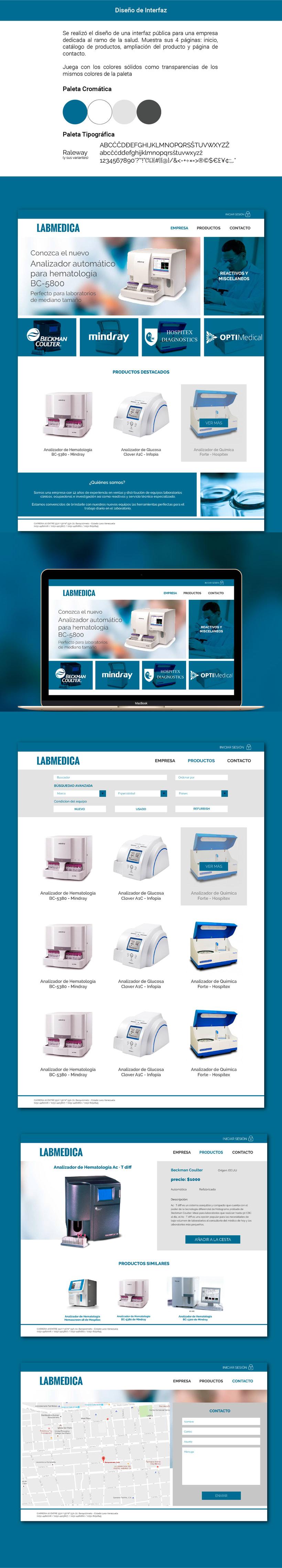 Diseño de Interfaz (Diseño de Identidad Corporativa Web) -1