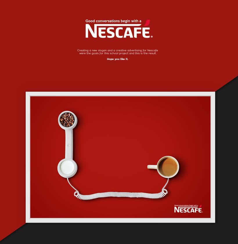 Nescafe   New Slogan 0