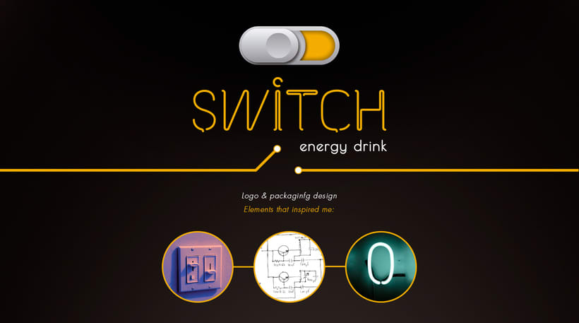SWITCH Energy Drink 0