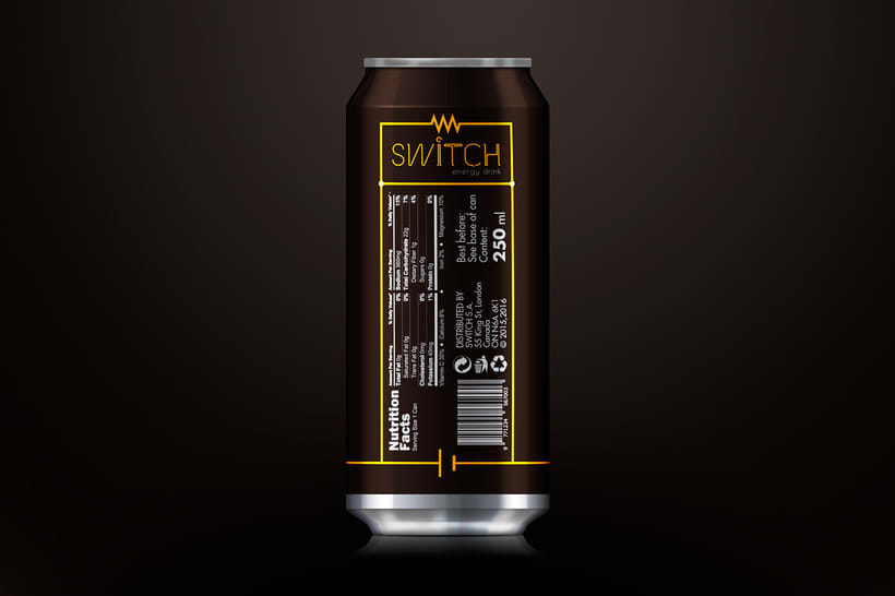 SWITCH Energy Drink 2