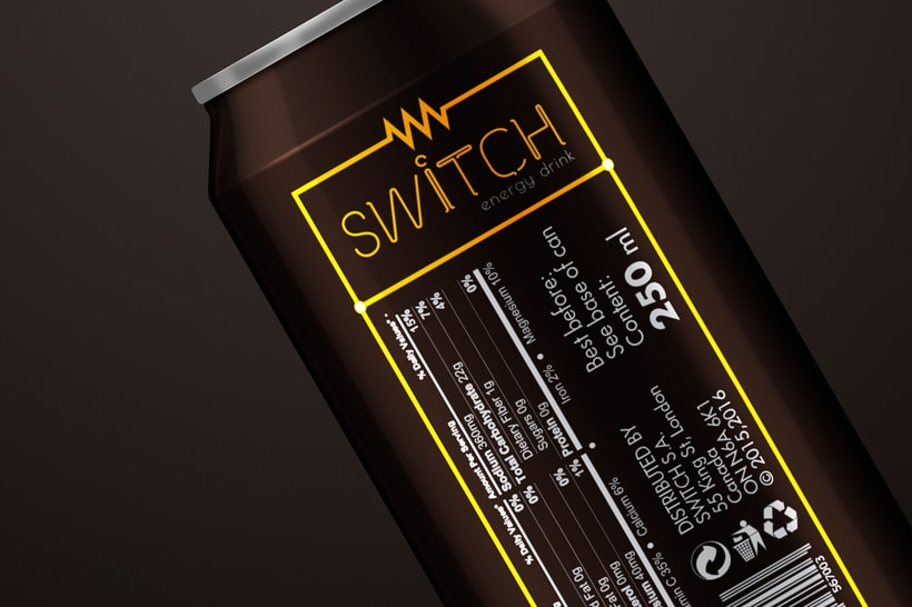 SWITCH Energy Drink 4