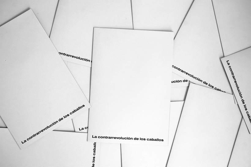 Contrarrevolución de los caballos - Catálogo de exposición  0