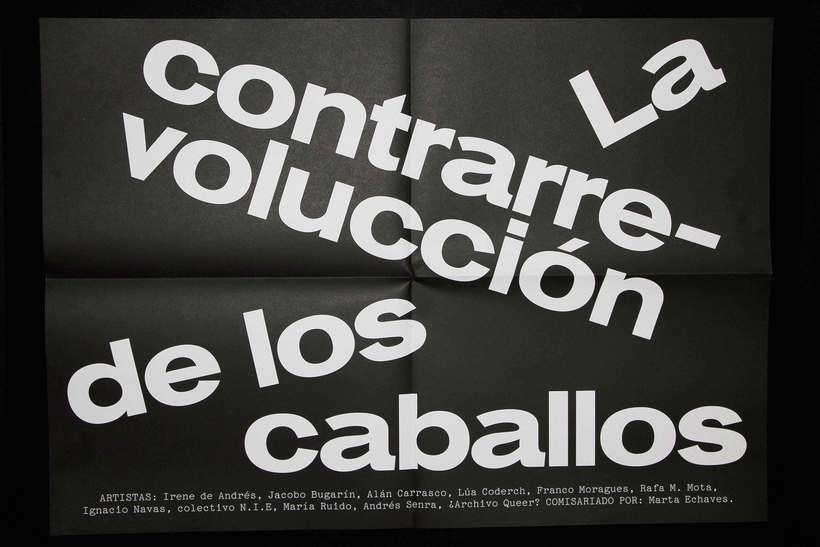 Contrarrevolución de los caballos - Catálogo de exposición  4