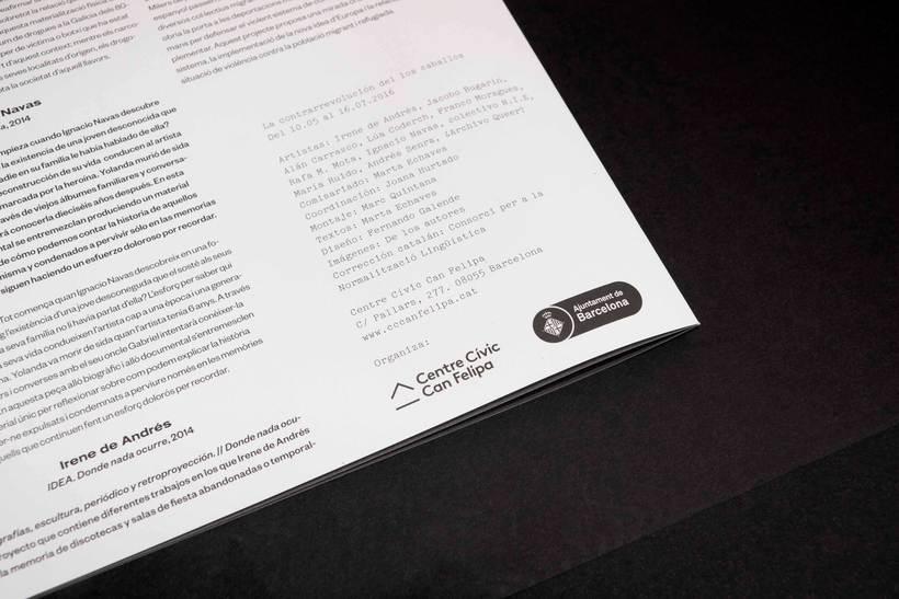 Contrarrevolución de los caballos - Catálogo de exposición  7