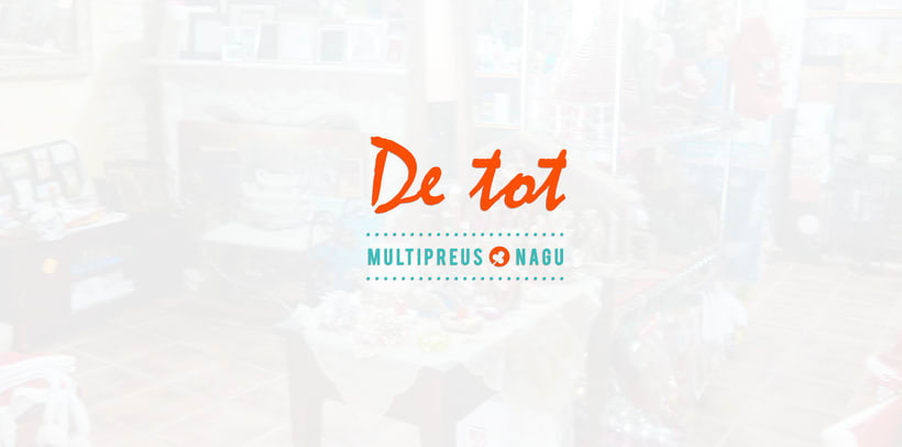 Branding & Corporate Design : De tot Multipreus Nagu 1
