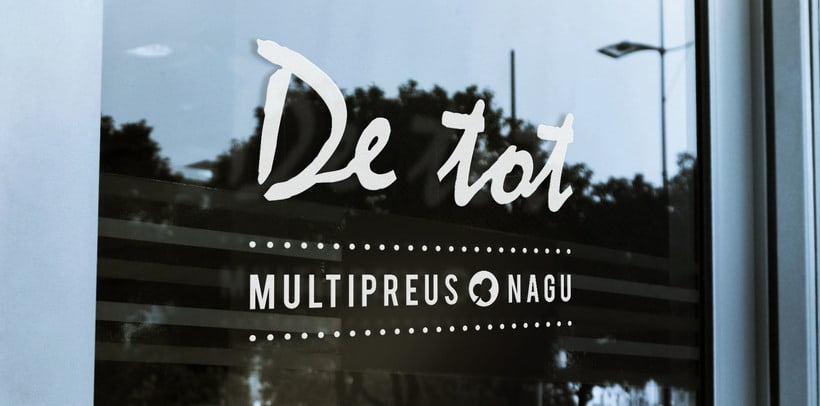Branding & Corporate Design : De tot Multipreus Nagu 5