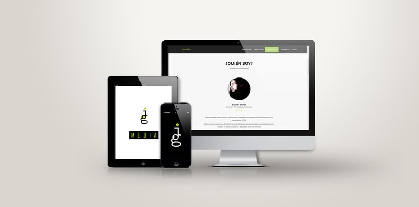 Personal Branding: jgmedia.es 3