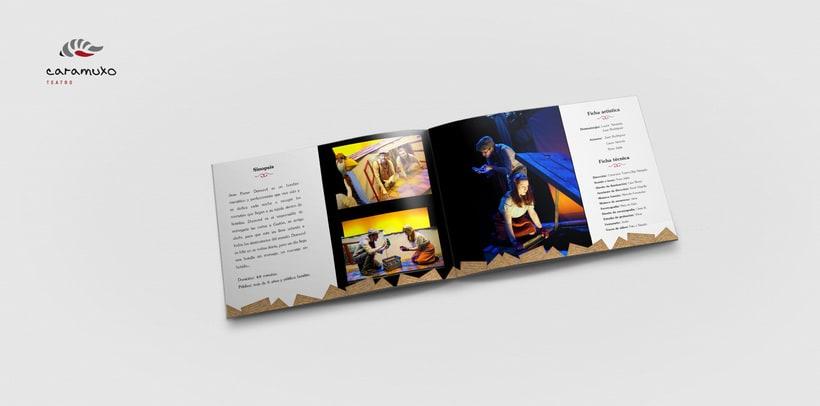 Advertising Campaign: Caramuxo Teatro 5
