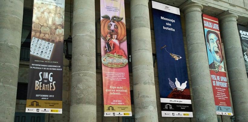Advertising Campaign: Caramuxo Teatro 8