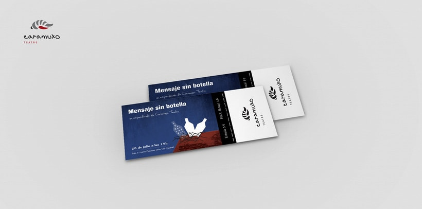 Advertising Campaign: Caramuxo Teatro 6