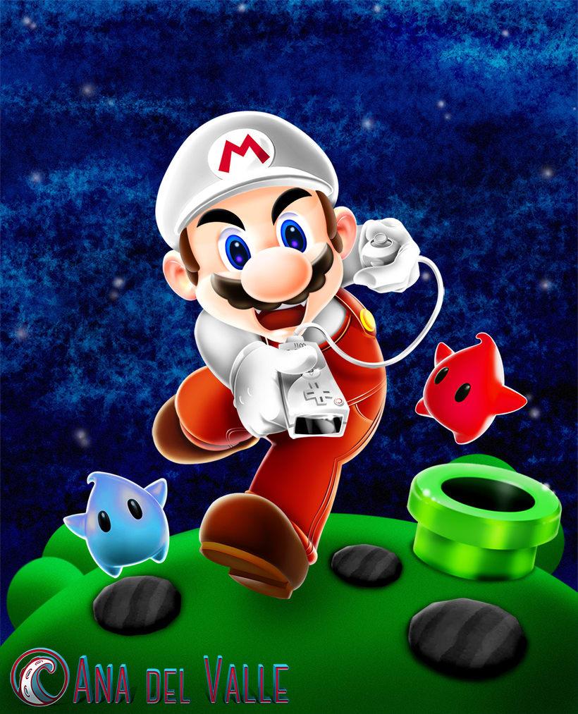 Super Mario HC 1