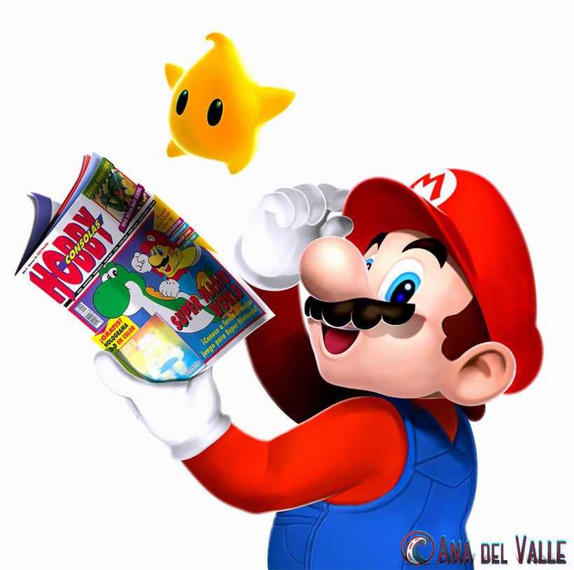 Super Mario HC 3