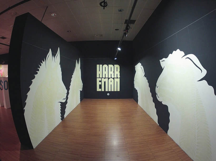 Reskate: cuando el arte urbano brilla en la oscuridad 17