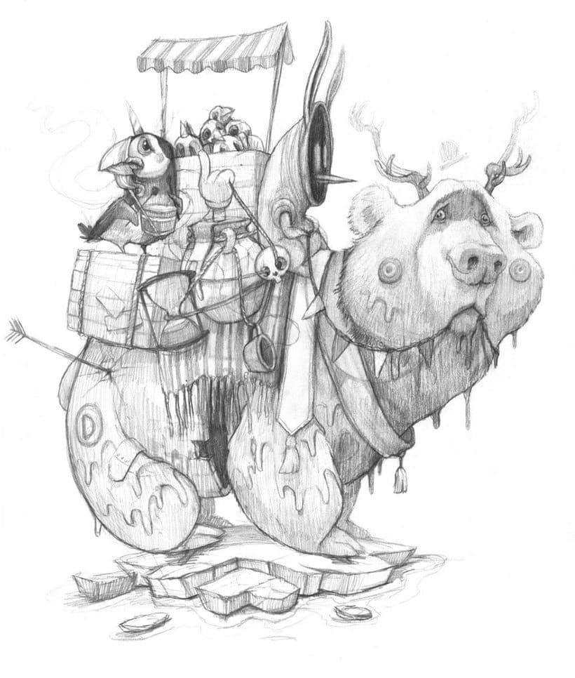 Dulk: una noche de fiebre ilustrada 5