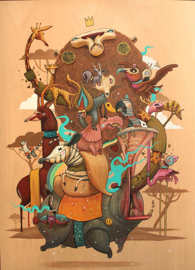 Dulk: una noche de fiebre ilustrada 23