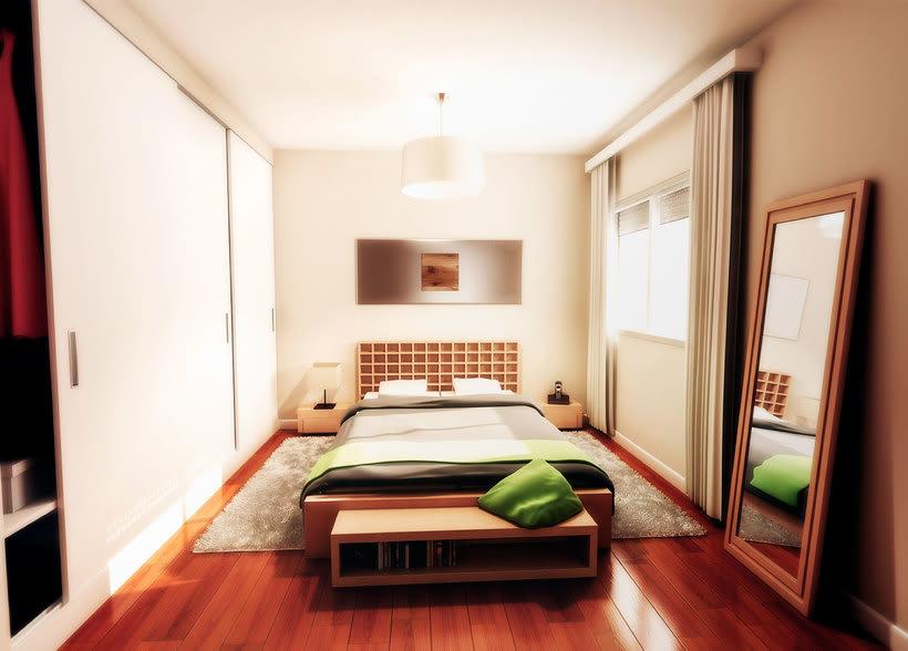 InfoArquitectura 3D - Promoción Inmobiliaria - Chalet 2