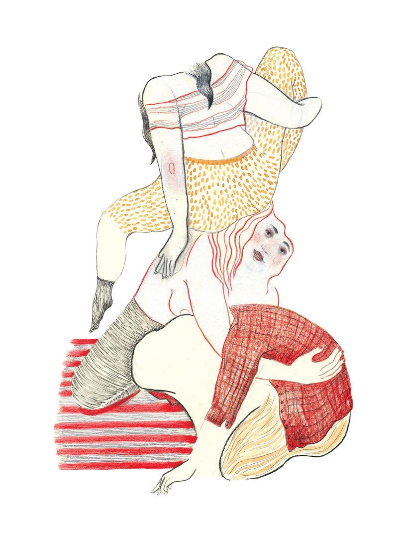 Women who draw, un archivo de mujeres ilustradoras 1