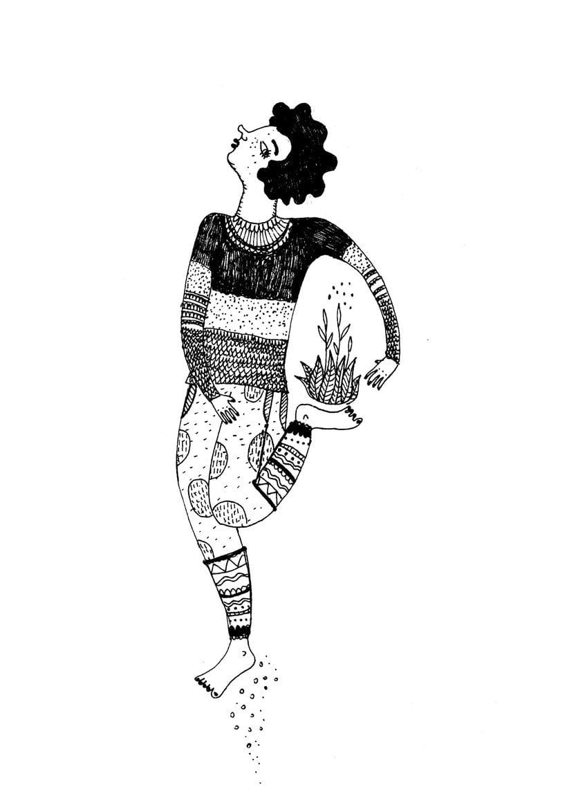 Women who draw, un archivo de mujeres ilustradoras 13
