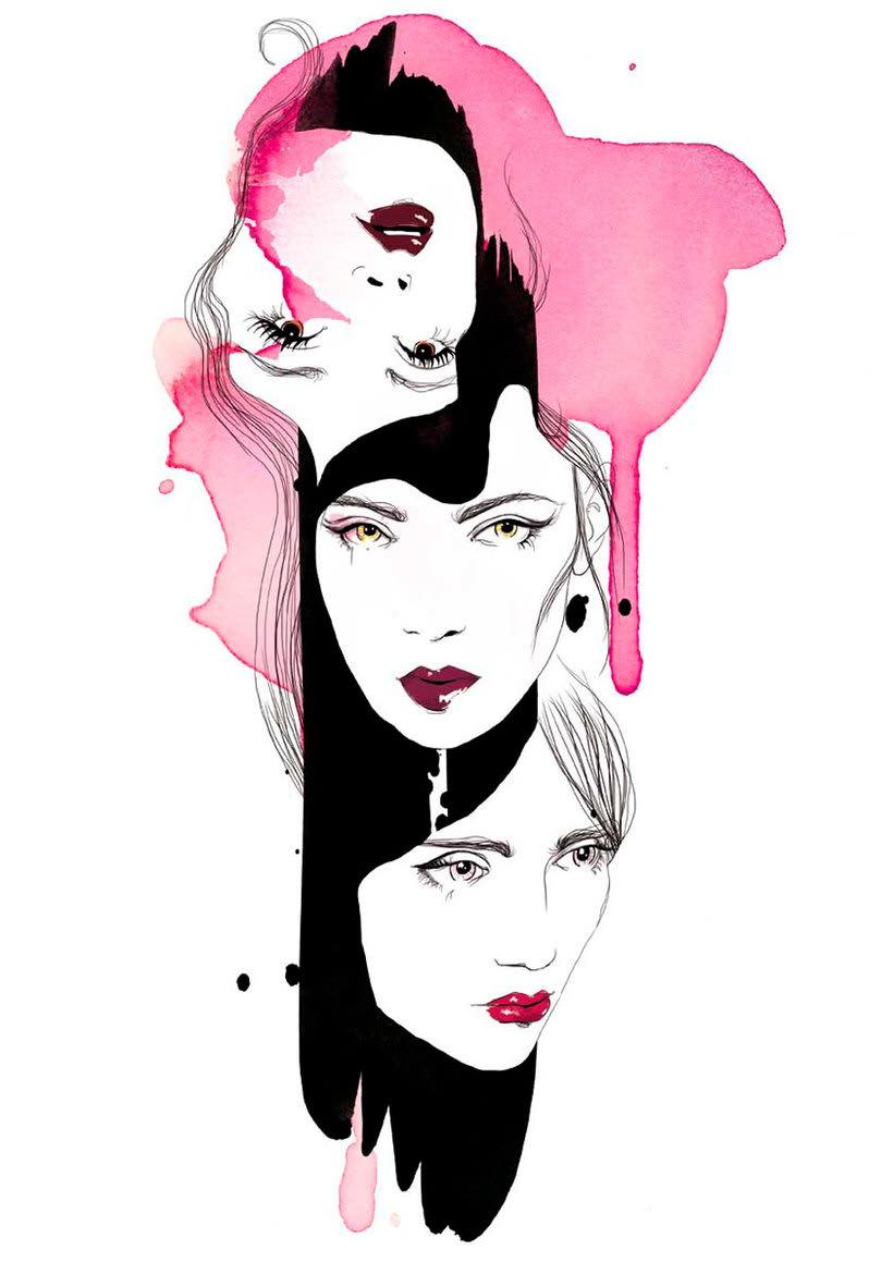 Women who draw, un archivo de mujeres ilustradoras 25