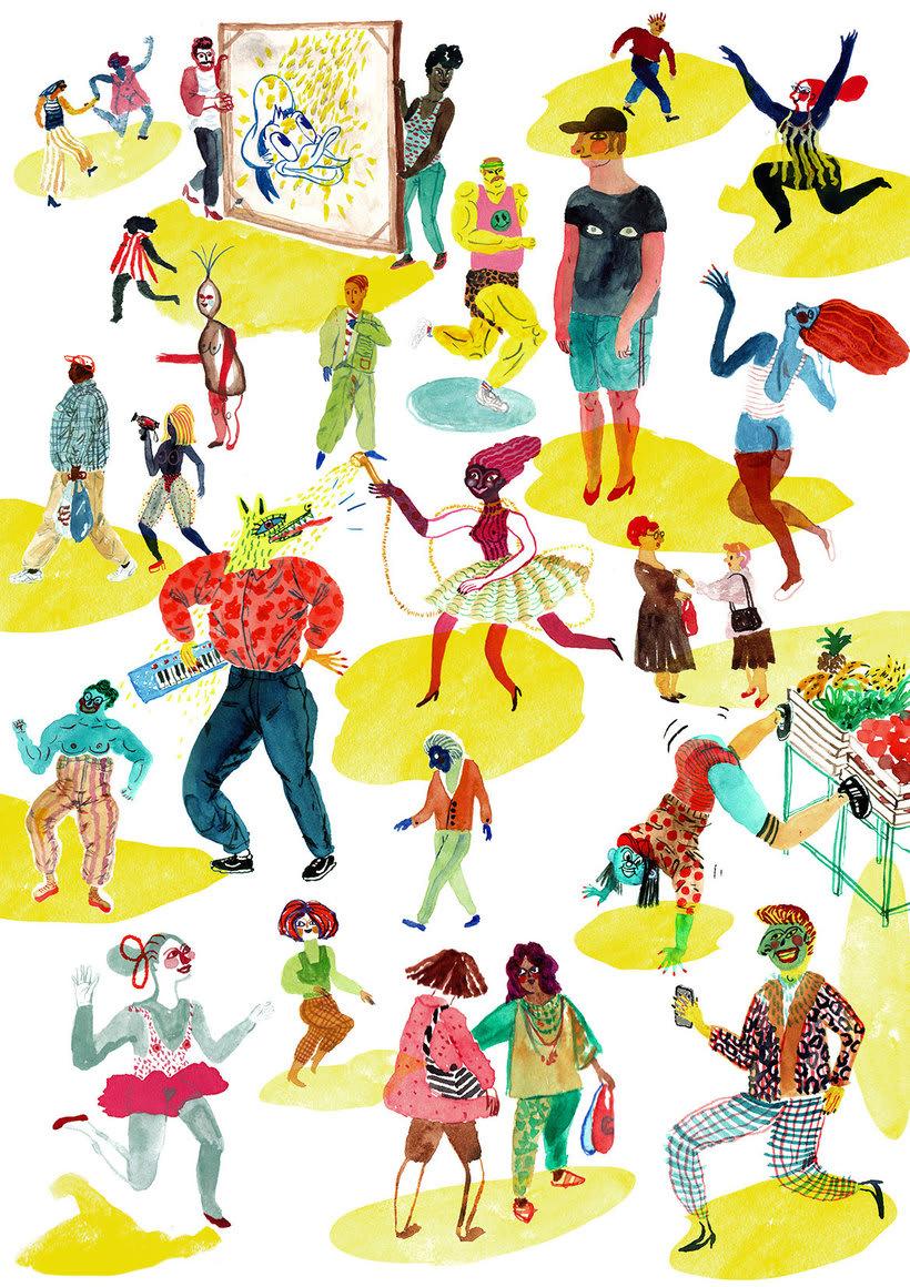 Women who draw, un archivo de mujeres ilustradoras 35