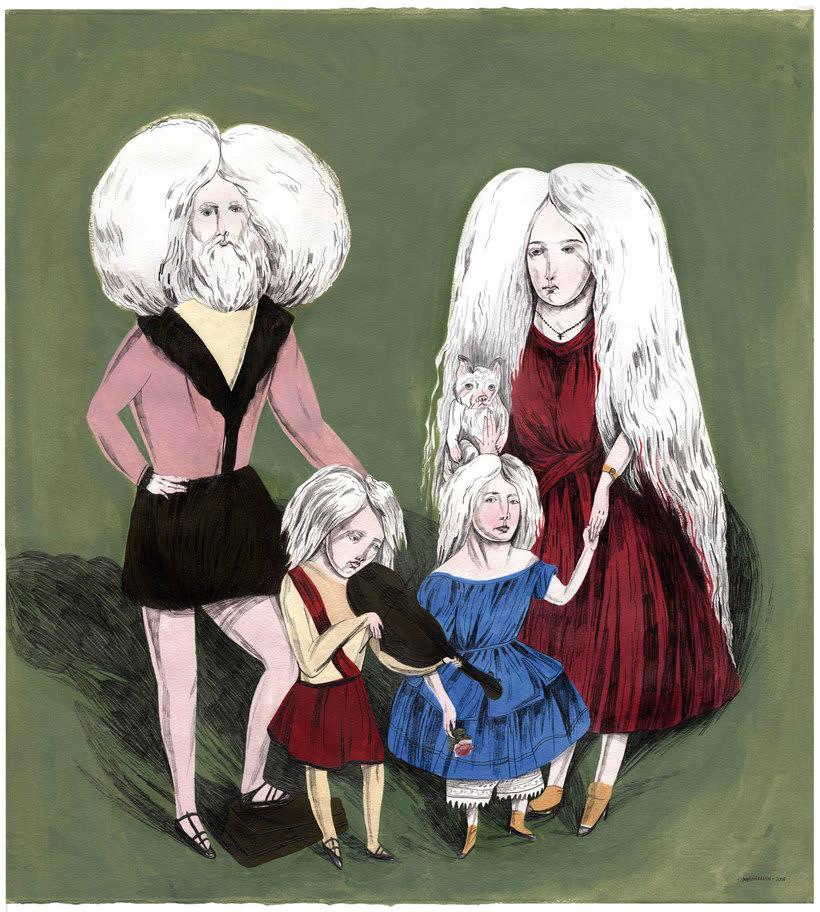 Women who draw, un archivo de mujeres ilustradoras 41