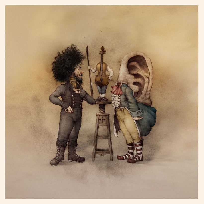 """The Incredible Story of Violin"" Ara Malikian 1"