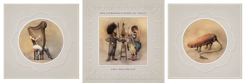 """The Incredible Story of Violin"" Ara Malikian 9"