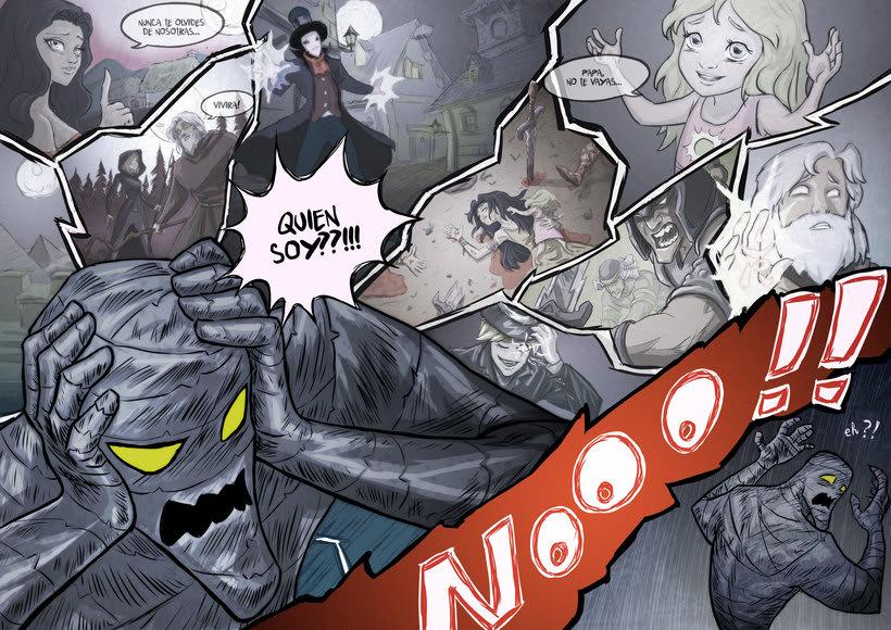 nuevas paginas de Detective Misterio 10