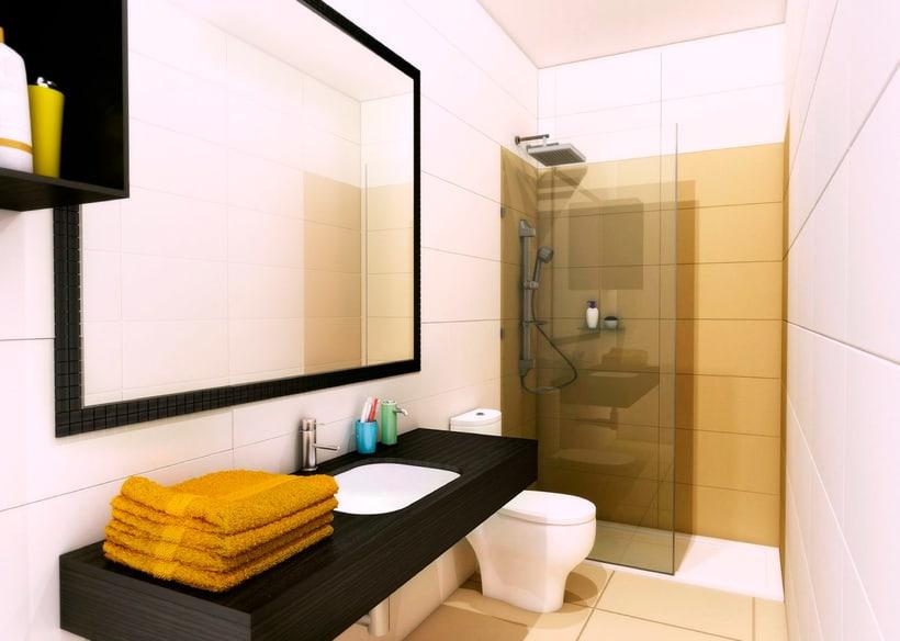 InfoArquitectura 3D - Promoción Inmobiliaria - Chalet 6